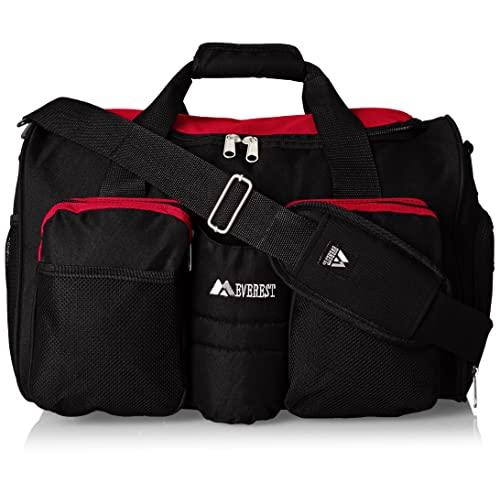Everest Gym Bag with Wet Pocket b136ae5be4c96