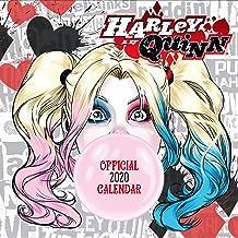 Harley Quinn 2020 Calendar - Official Square Wall Format Calendar