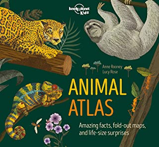 Animal Atlas 1