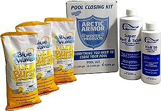 Blue Wave Large Chlorine Pool Winterizing Kit