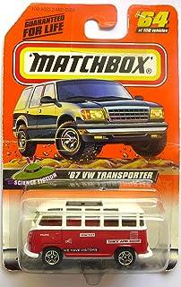 Matchbox - Mattel Wheels - '67 VW Transporter miniature car replica. Series 13-Science Fiction (#4 of 5). Collector #64 fr...