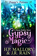 Gypsy Magic: A Paranormal Women's Fiction Novel: (Poppy's Potions) (Haven Hollow Book 1) Kindle Edition