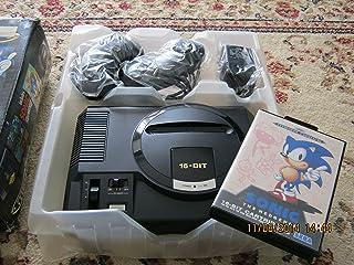 Console Megadrive 1 Pack Sonic Hedgehog Version Euro