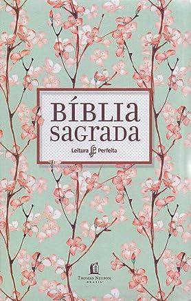Bíblia NVI leitura perfeita - Capa cerejeira : Letra normal : Tecido