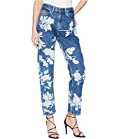 Vivienne Westwood - Skytte Jeans in Absence of Rose Printe