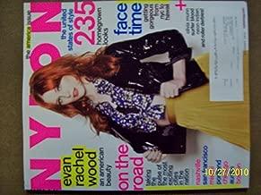 Nylon November 2010 Evan Rachel Wood Olivia Munn Surfer Blood Roller Derbies The America Issue