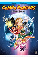 Combo Rangers Graphic Novel vol. 3 - Somos Iguais eBook Kindle