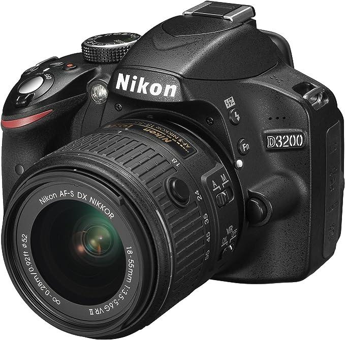 Nikon D3200 Digitale Spiegelreflexkamera Kamera