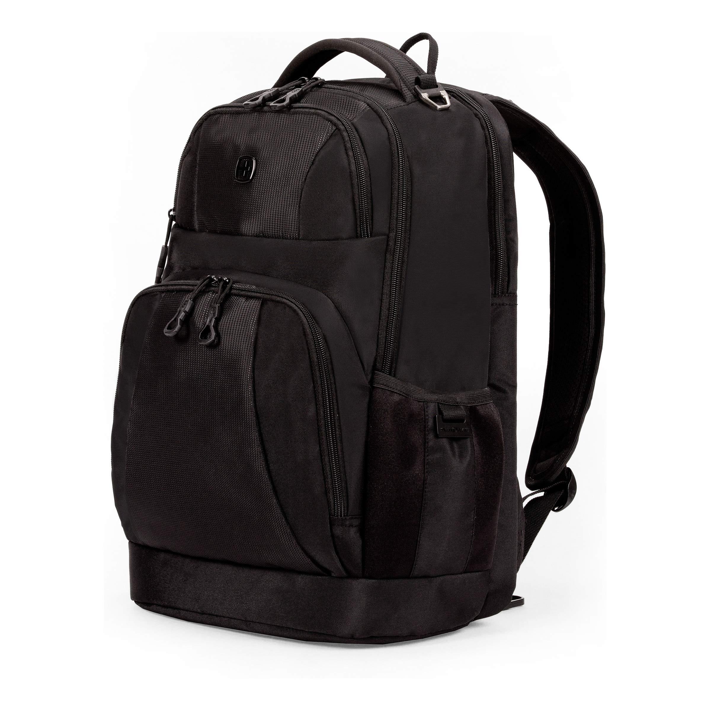 SWISSGEAR Padded 15 inch Backpack Commute
