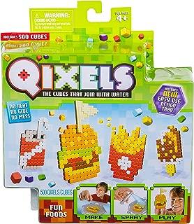 Qixels S4 Theme Pack Theme 2 - Fun Food