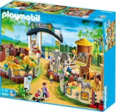 PLAYMOBIL® Large Zoo with Entrance