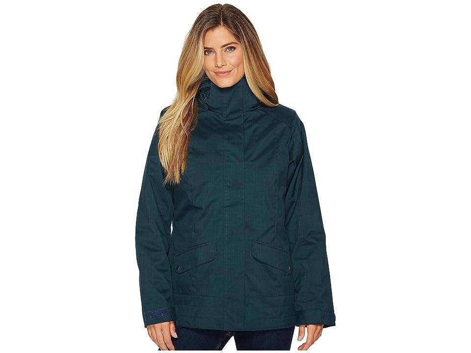 Columbia Sleet to Street Interchange Jacket (Night Shadow Cloudburst) Women