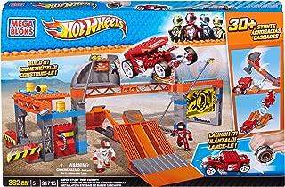 Mega Bloks Hot Wheels Super Stunt Facility