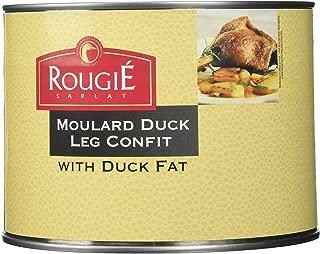 Rougie Confit of Duck Legs, 4 legs, 52.91oz.