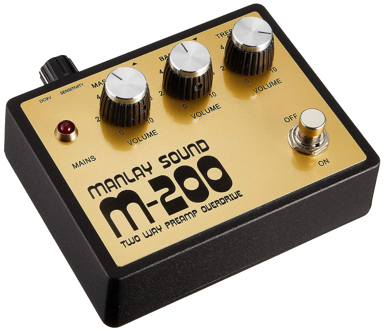 リンク:Manlay Sound / M-200