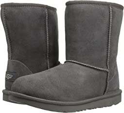 eb63199b3c868 Grey kids cardy uggs ugg label upside down | Shipped Free at Zappos