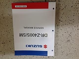 2000 Suzuki DR-Z400S DRZ400S Service Repair Shop Workshop Manual FACTORY NEW