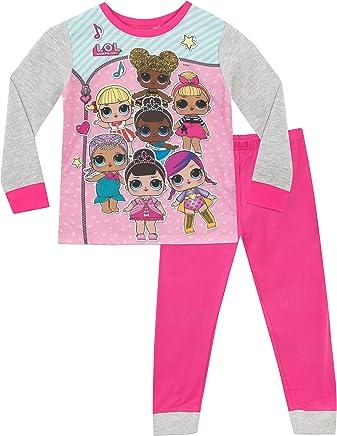 Lol Surprise Pijama para niñas Dolls