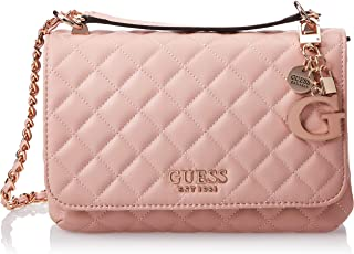 GUESS Womens Melise Cross-Body Handbag