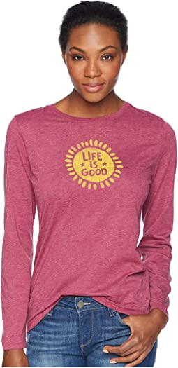 Starry Sun Cool Long Sleeve T-Shirt
