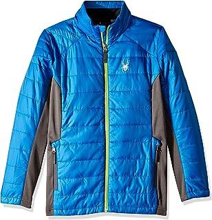 Spyder boys Boys' Glissade Insulator Jacket