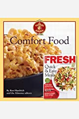 The Old Farmer's Almanac Comfort Food & Cooking Fresh Bookazine: Every dish you love, every recipe you want Kindle Edition