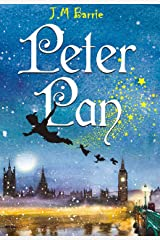 Peter Pan (classics illustrated) edition Kindle Edition