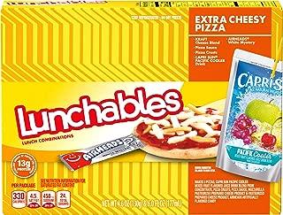 Lunchables Extra Cheesy Pizza (10.6 oz Tray)