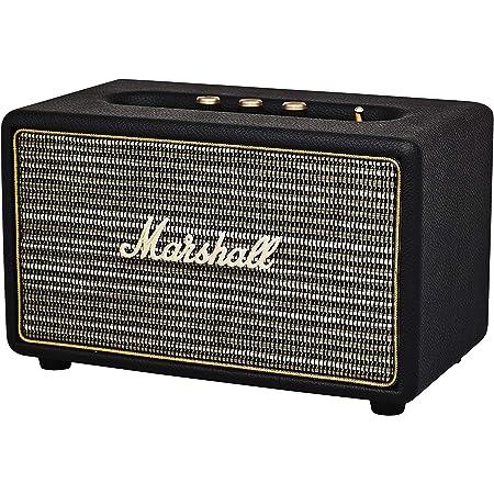Marshall Acton Bluetooth Lautsprecher Schwarz Eu Audio Hifi