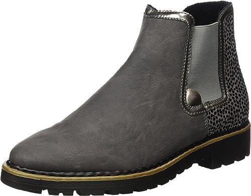 Rieker Damen Y6664 Y6664 Y6664 Chelsea Stiefel  erstklassige Qualität