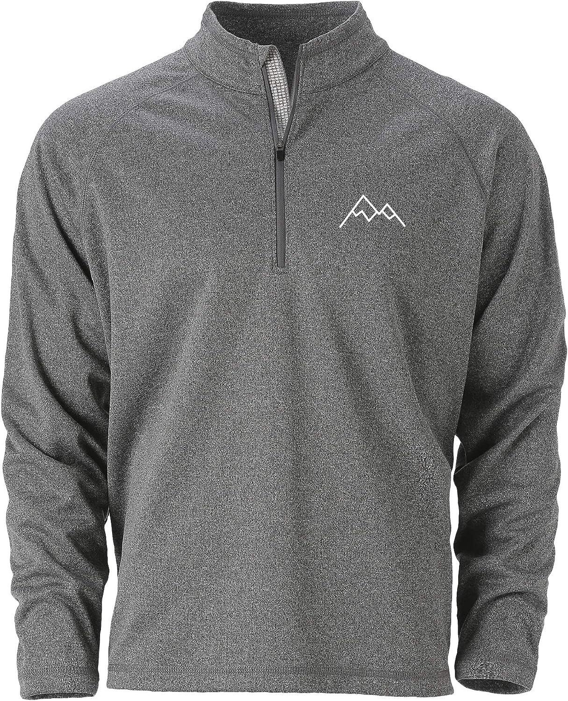 Ouray Sportswear Men's Quest 1/4 Zip