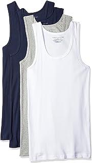 Tommy Hilfiger Men's Undershirts 3 Pack Cotton Classics...