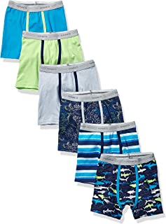 Hanes Stretchy Waistband Toddler Boys' Boxer Briefs