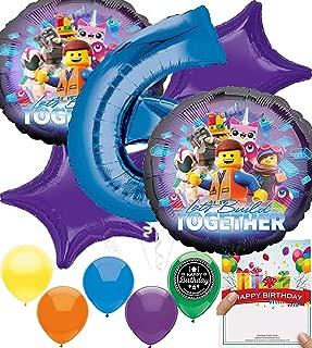 Best lego movie mylar balloons Reviews