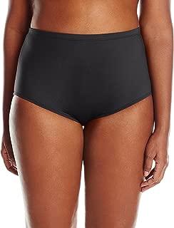 Women's Plus-Size Island Goddess High Waist Bikini Swimsuit Bottom