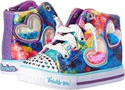 SKECHERS KIDS - Twinkle Toes: Shuffles 10836N Lights (Toddler/Little Kid)