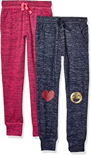 emoji joggers for girls