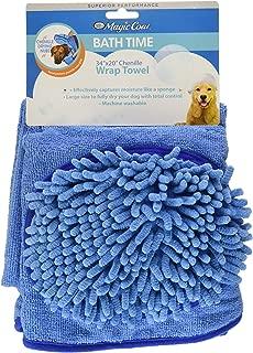 Four Paws Magic Coat Bath Chenille Dog Towel