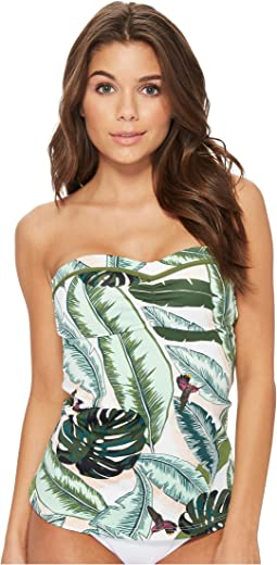 Seafolly - Palm Beach Trapeze Singlet