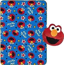 Jay Franco Sesame Street Elmo Plush Pillow and 40