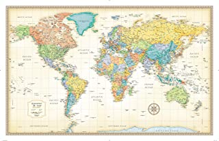Best Old Wall Maps For Sale of 2019 - Top Rated & Reviewed