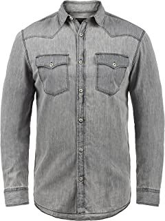 Paulus - Camisa de jeans para hombres