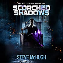 Scorched Shadows: Hellequin Chronicles, Book 7