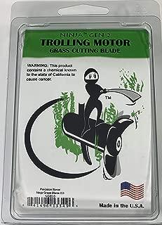 Best trolling motor ninja blade Reviews