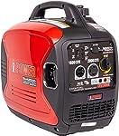 A-iPower SUA2000iV 2000 Watt Portable Inverter Generator Gas Powered