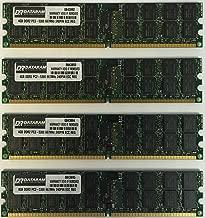 16GB KIT (4 X 4GB) Memory for Sun Microsystems Fire X4140