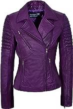 Best purple jacket leather Reviews