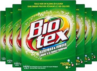 Biotex Waspoeder Handwas & Inweek voor hardnekkige vlekken - 7 x 750gram - Voordeelverpakking