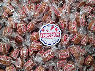 IBC Root Beer Barrels - Delicious Individually Wrapped Root Beer Barrels 2 lbs Bulk Candy with Refrigerator Magnet