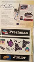 Yearbook Stickers